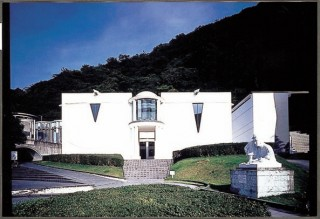伊豆の長八美術館の写真