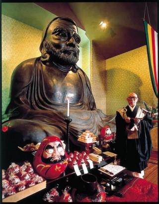 土肥達磨寺の写真