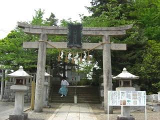 玉前神社の写真