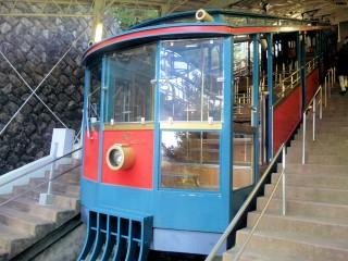 六甲摩耶鉄道六甲ケーブル線の写真