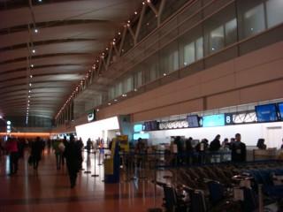 羽田空港の写真