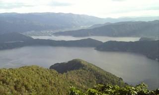 三方五湖の写真