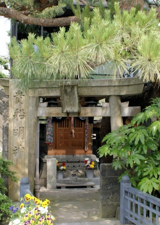 貴船神社の写真