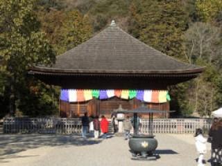白水阿弥陀堂の写真