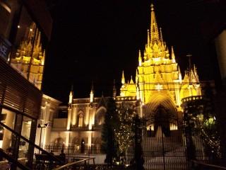 青山セントグレース大聖堂の写真