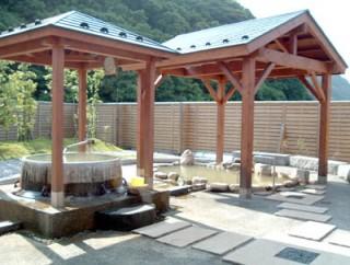 七釜温泉「ゆーらく館」の写真