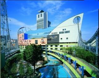 東京ドームシティの写真