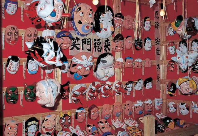 日本郷土玩具博物館