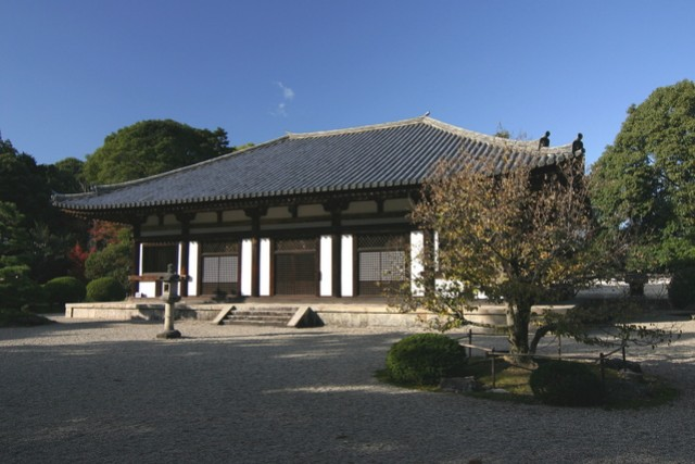 秋篠寺の地図アクセス・クチコミ観光ガイド|旅の思い出