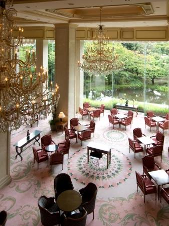 リーガ ロイヤル ホテル 東京