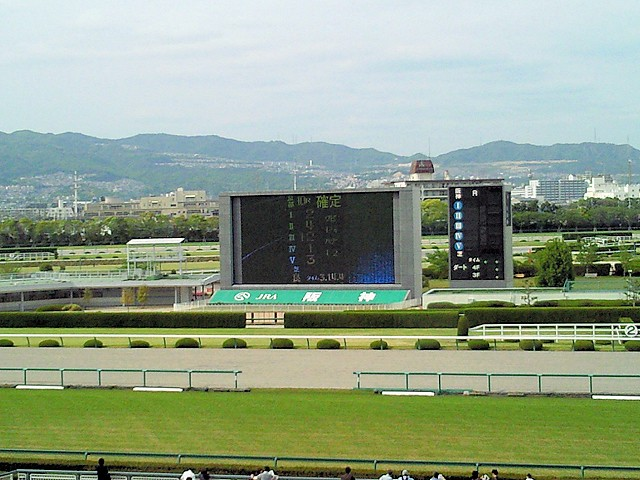 天気 阪神 競馬 場