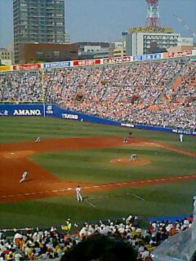 横浜スタジアムの地図アクセス・クチコミ観光ガイド|旅の思い出