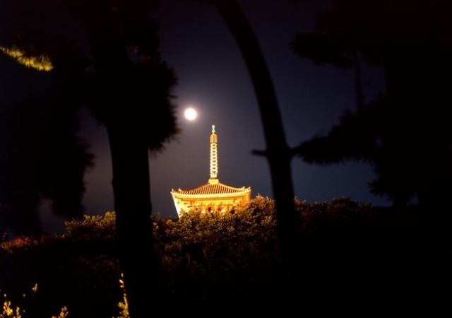 横浜「三溪園」観月会~横浜で見る、日本の月。~開催